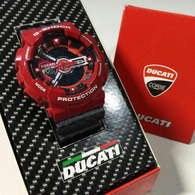 Ducati Limited Edition Watch