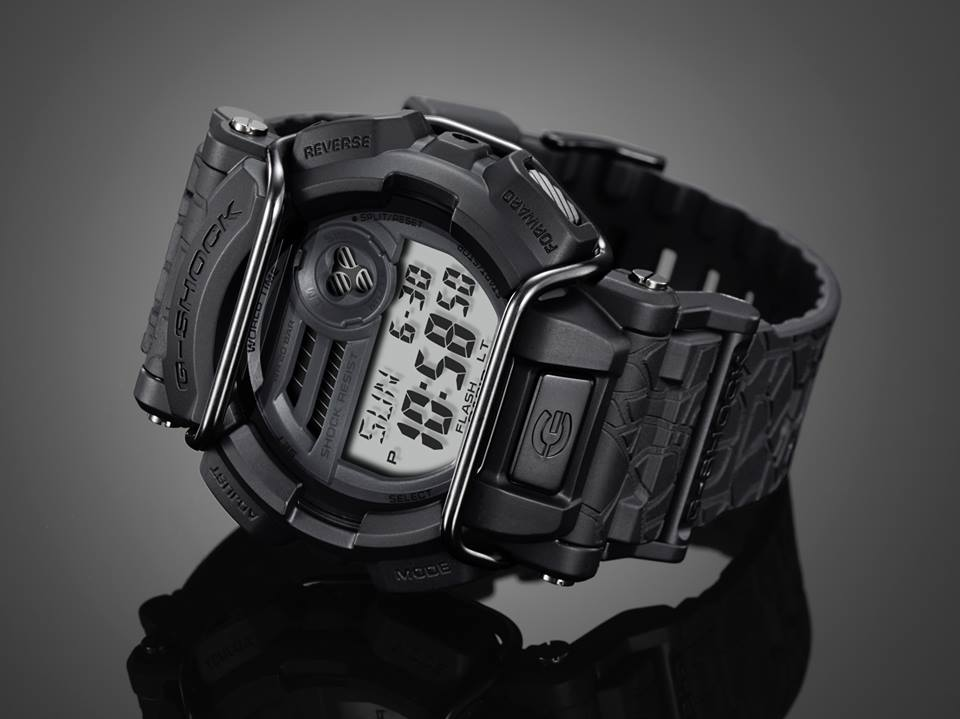 [Limited Series] GD-400HUF-1 — G-Shock and HUF Collaboration