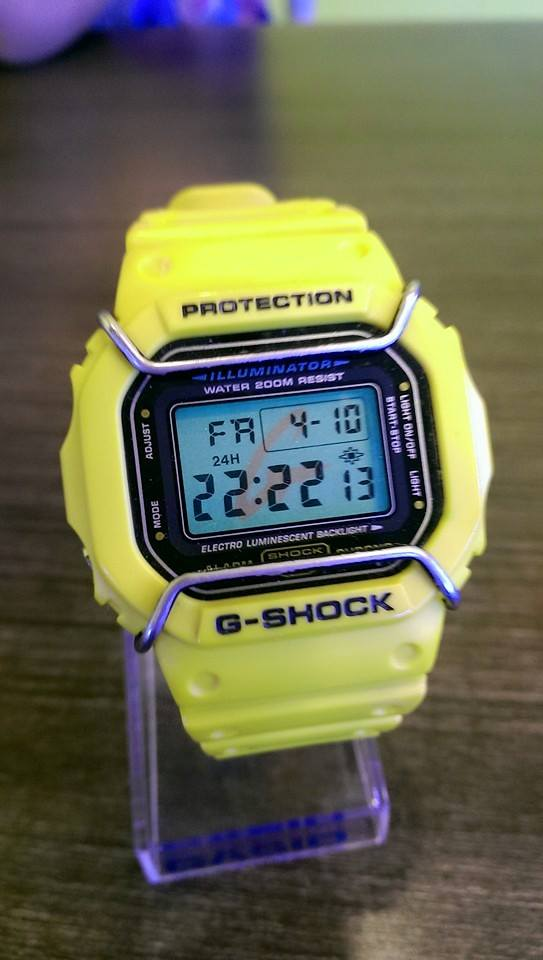 casio g shock operating instructions