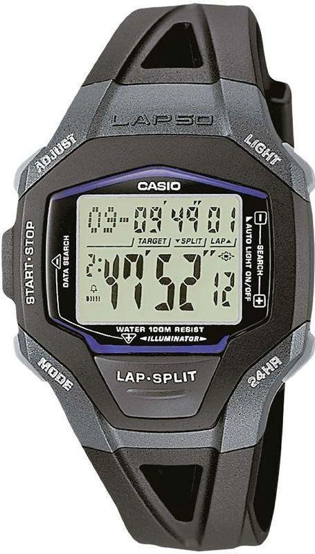 How to set time on Casio WS-110 / Casio 2038