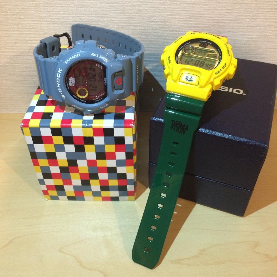 [Live Photos] G-Shock Glx-6900 In4mation