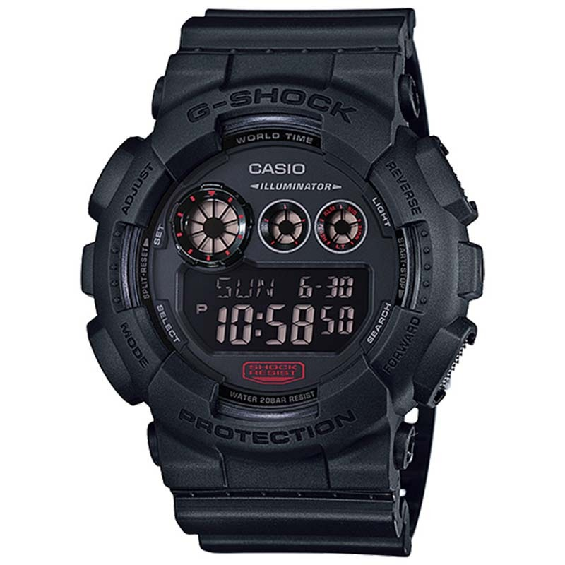 [Live Photos] G-Shock Military Black Series for 2015