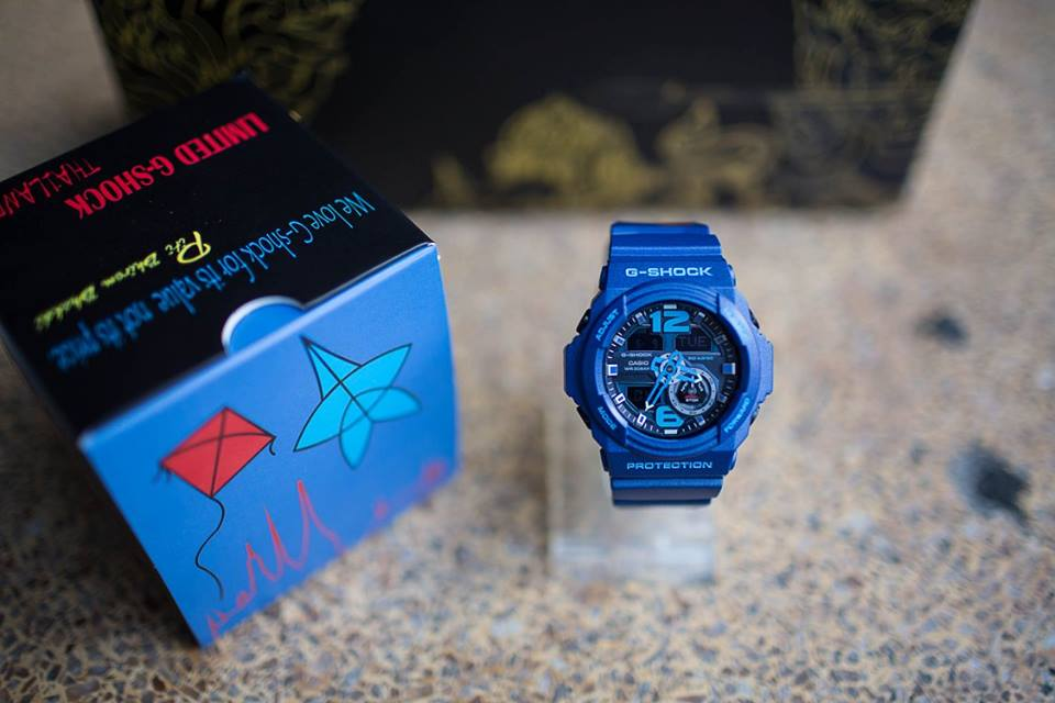 [Live Photos] G-Shock Singha Limited by Todd Piti