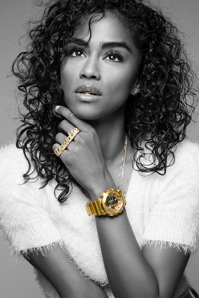 G-Shock VASHTIE KOLA COLLABORATION S-SERIES-6