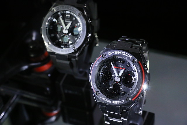 G Shock Atomic Solar Black Buy Casio G Shock Tough Solar