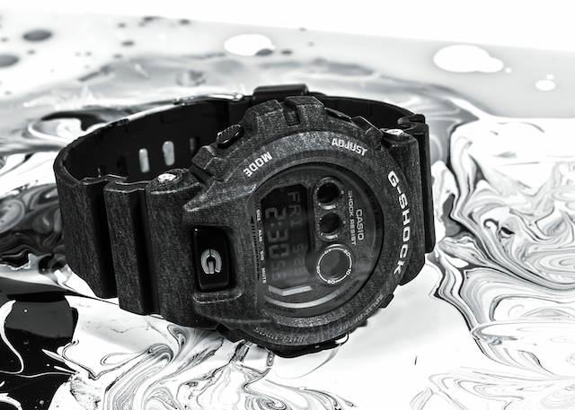 [Live Photos] G-Shock GD-X6900HT Heathered Color series