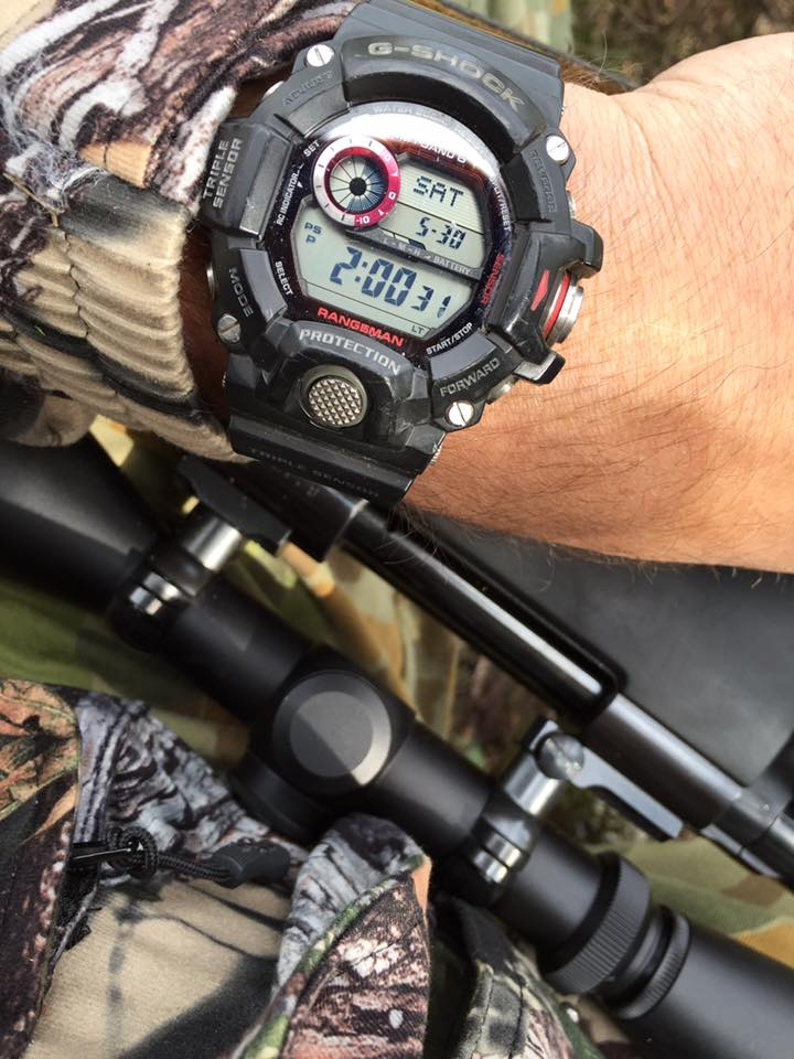[Live Photos] G-Shock GW9400-1D Rangeman