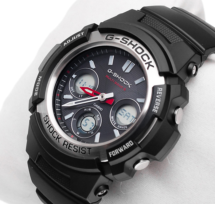 G Shock Awg M100 2012 Casio Watch Archive
