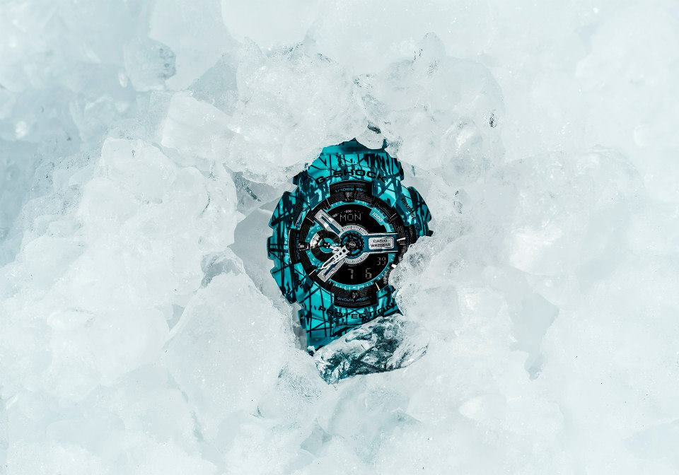 [Promo] G-SHOCK Slash Pattern Series