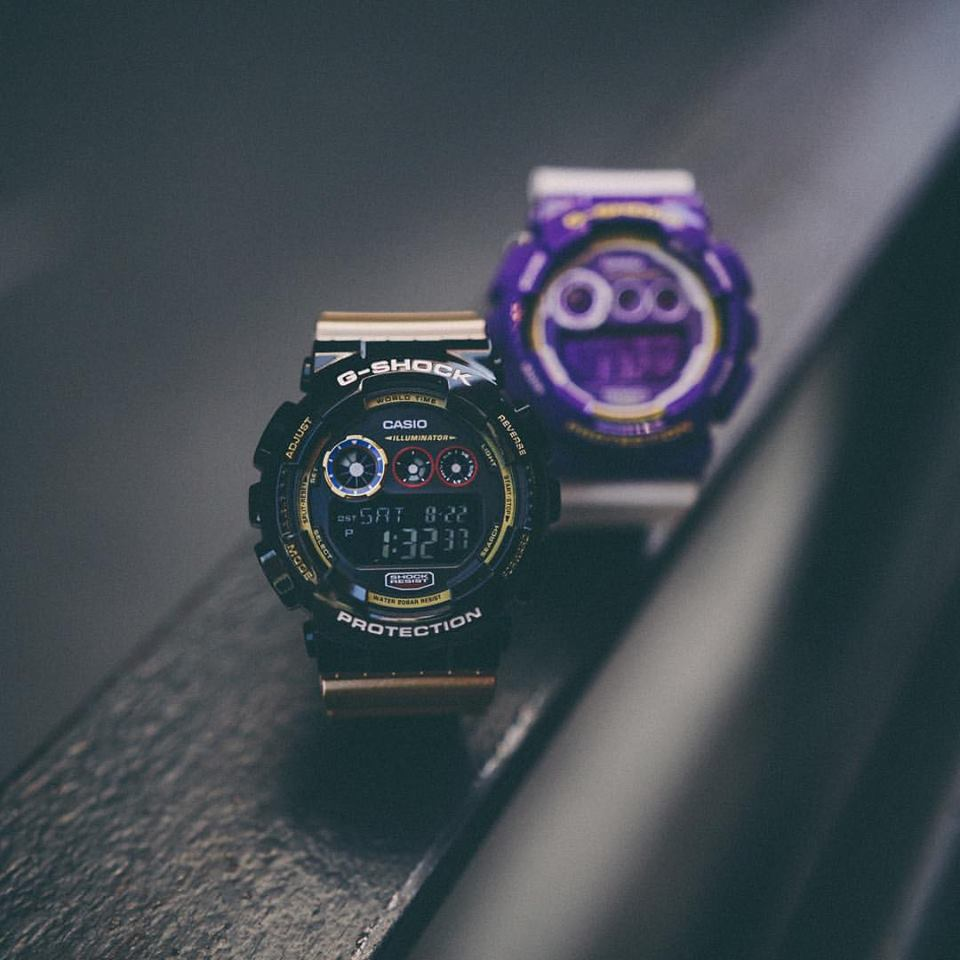 [Live Photos] G-Shock GD-120‬ New Colorways
