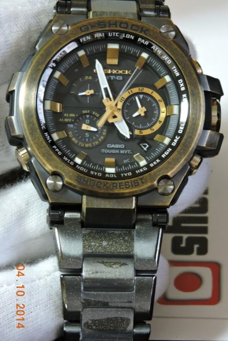 G-Shock MTG-S1000BS-1AJR Basel World Limited-8