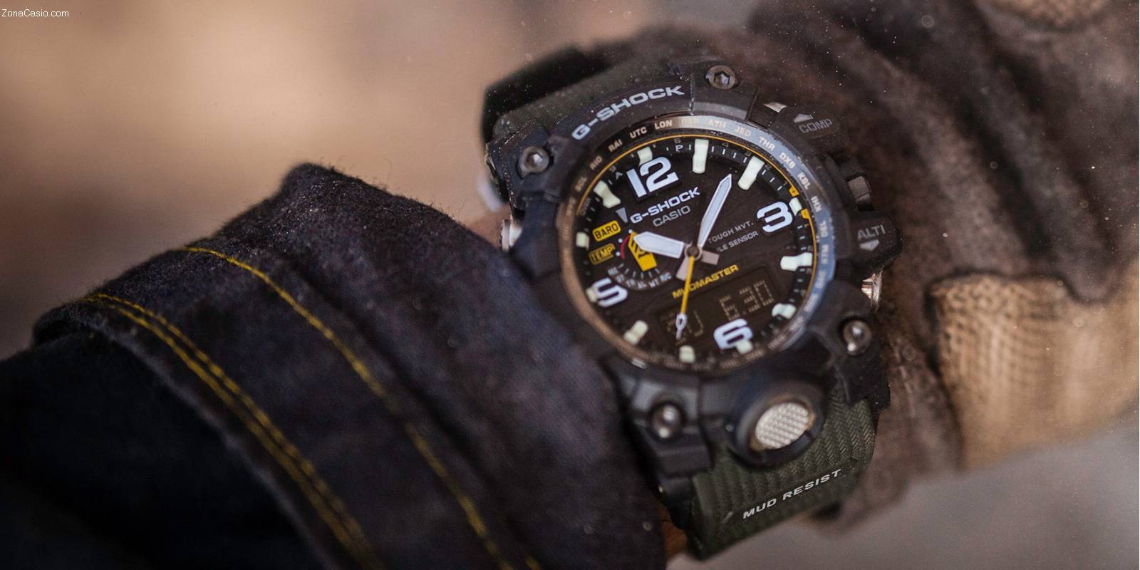 Promo G Shock Mudmaster Images That You Can Not Miss