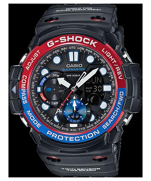G-Shock GN-1000 User Manual / Casio Module 5443