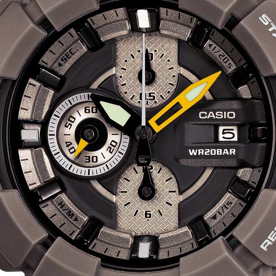 [Official] Casio Releases New Chronograph G-SHOCK Watches with Robust Face Design