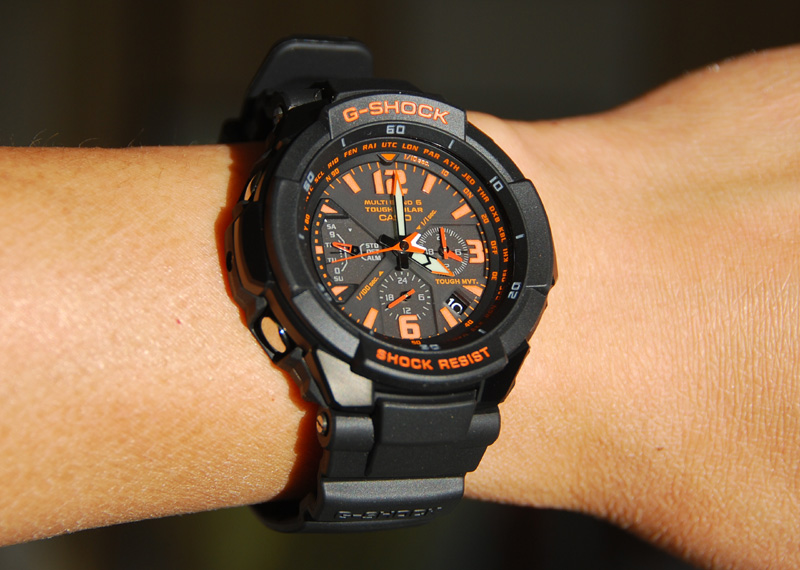 the best attitude 5abea 609a6 G-Shock GW-3000B / 2010 / Casio Watch Archive
