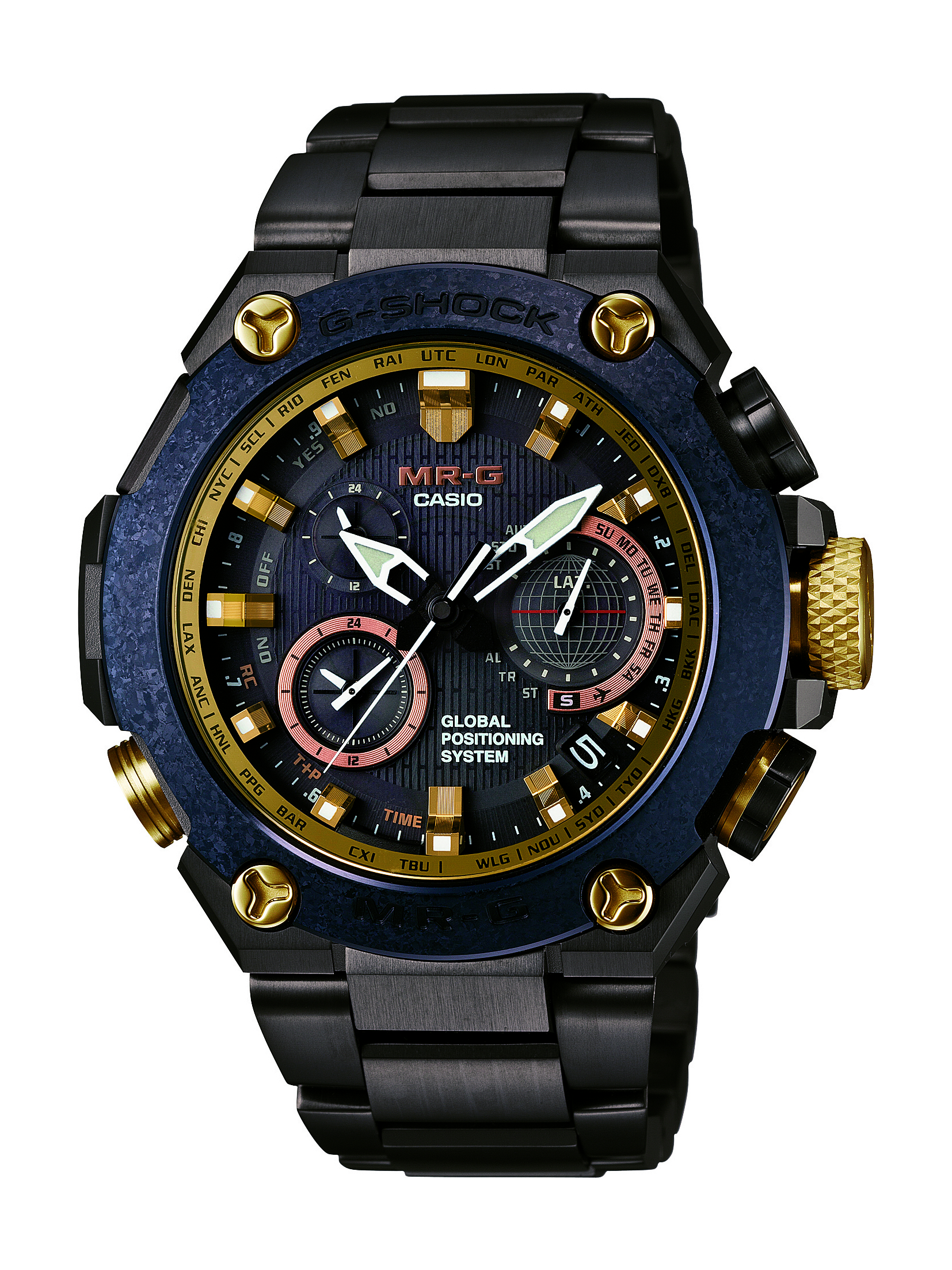 [Official] Casio G-SHOCK Unveils A Basel Special Limited Edition Mr-G Timepiece