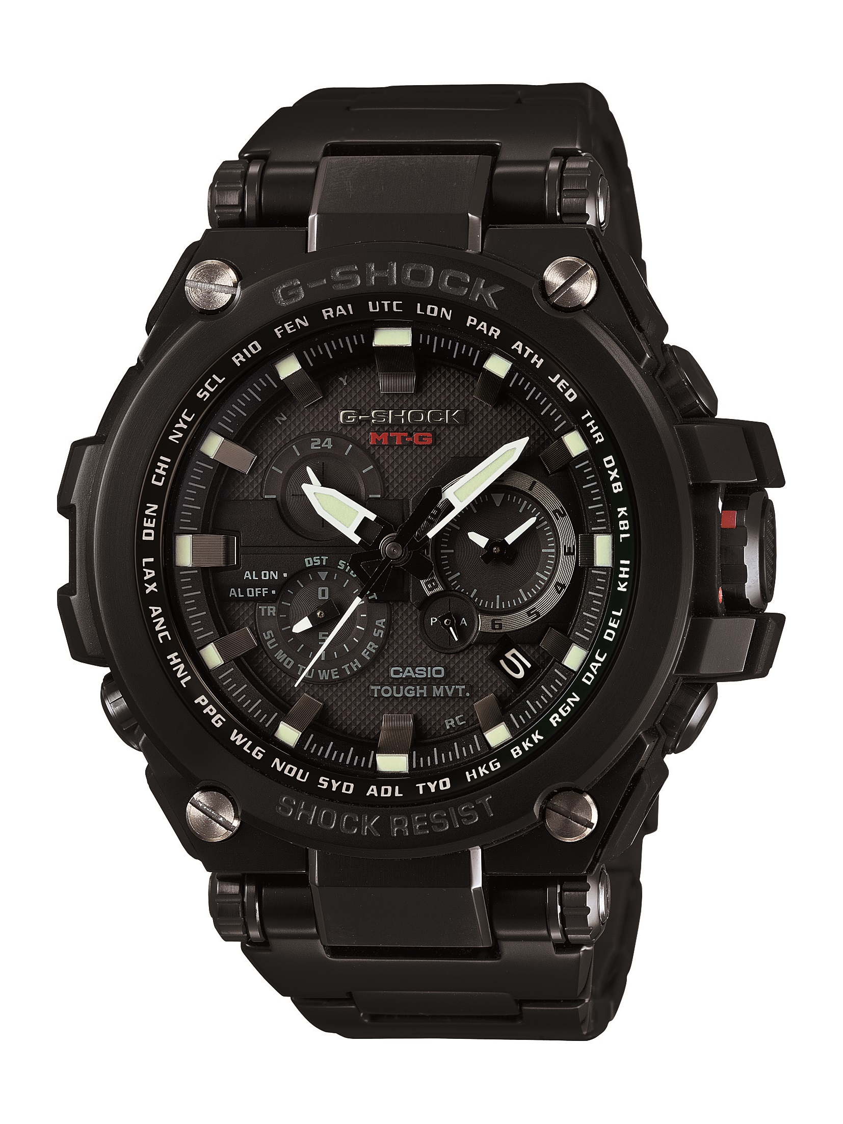 [Official] Casio G-SHOCK MT-G Collaborates with Robert Geller for Inaugural Mens Fashion Week