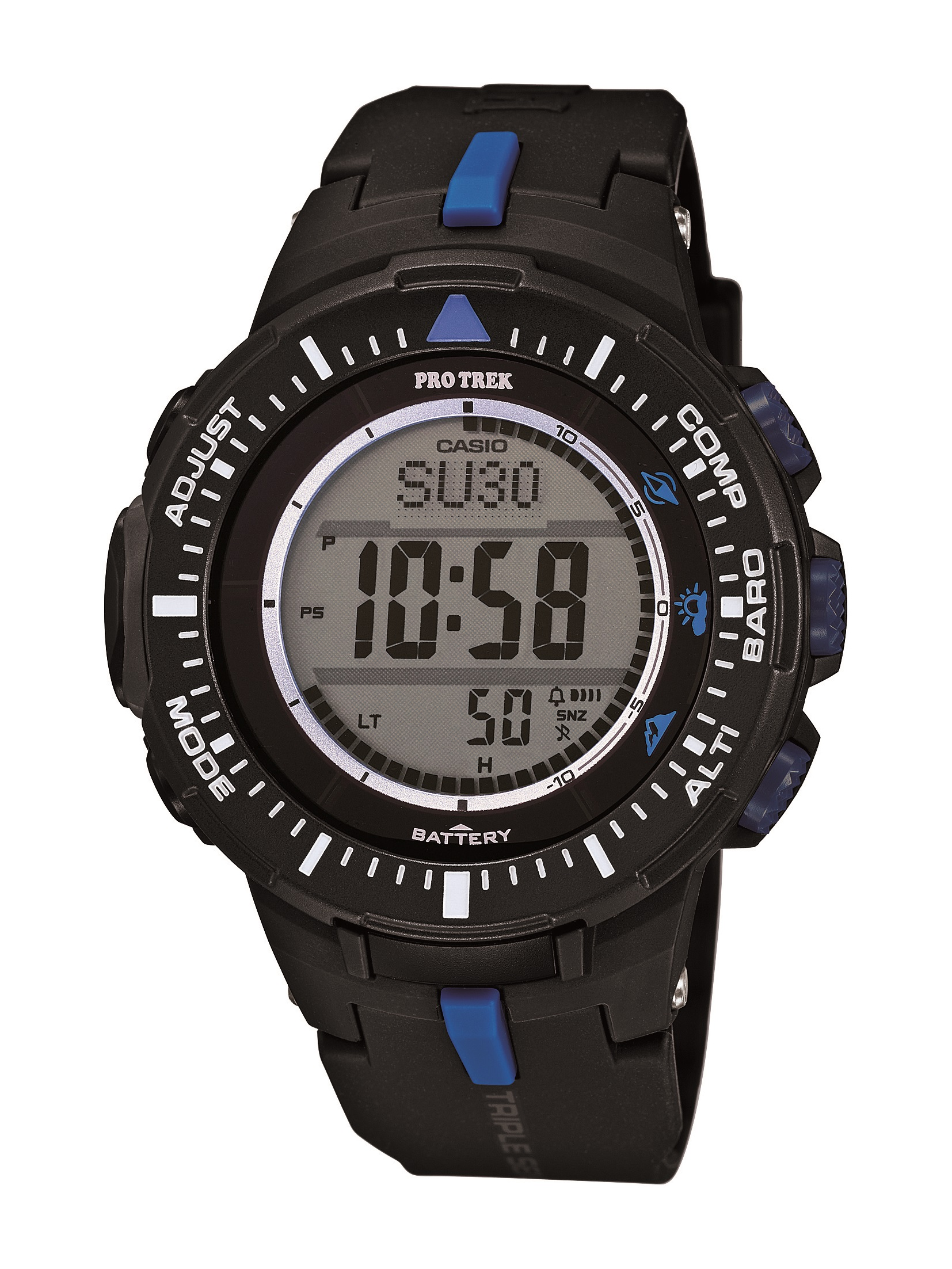 [Official] Casio Tackles the Great Outdoors with New Pro Trek Timepiece