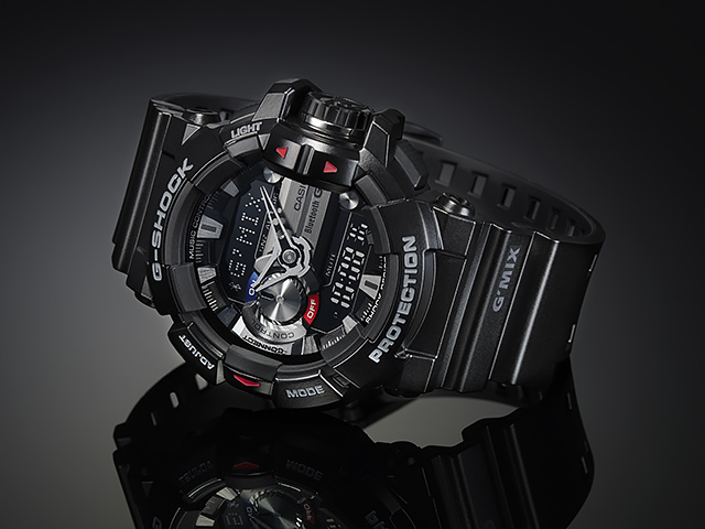G-Shock G-Mix GBA-400-2
