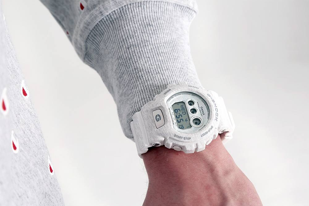 [Promo] G-Shock Heathered Series GD-X6900HT Urban Industry