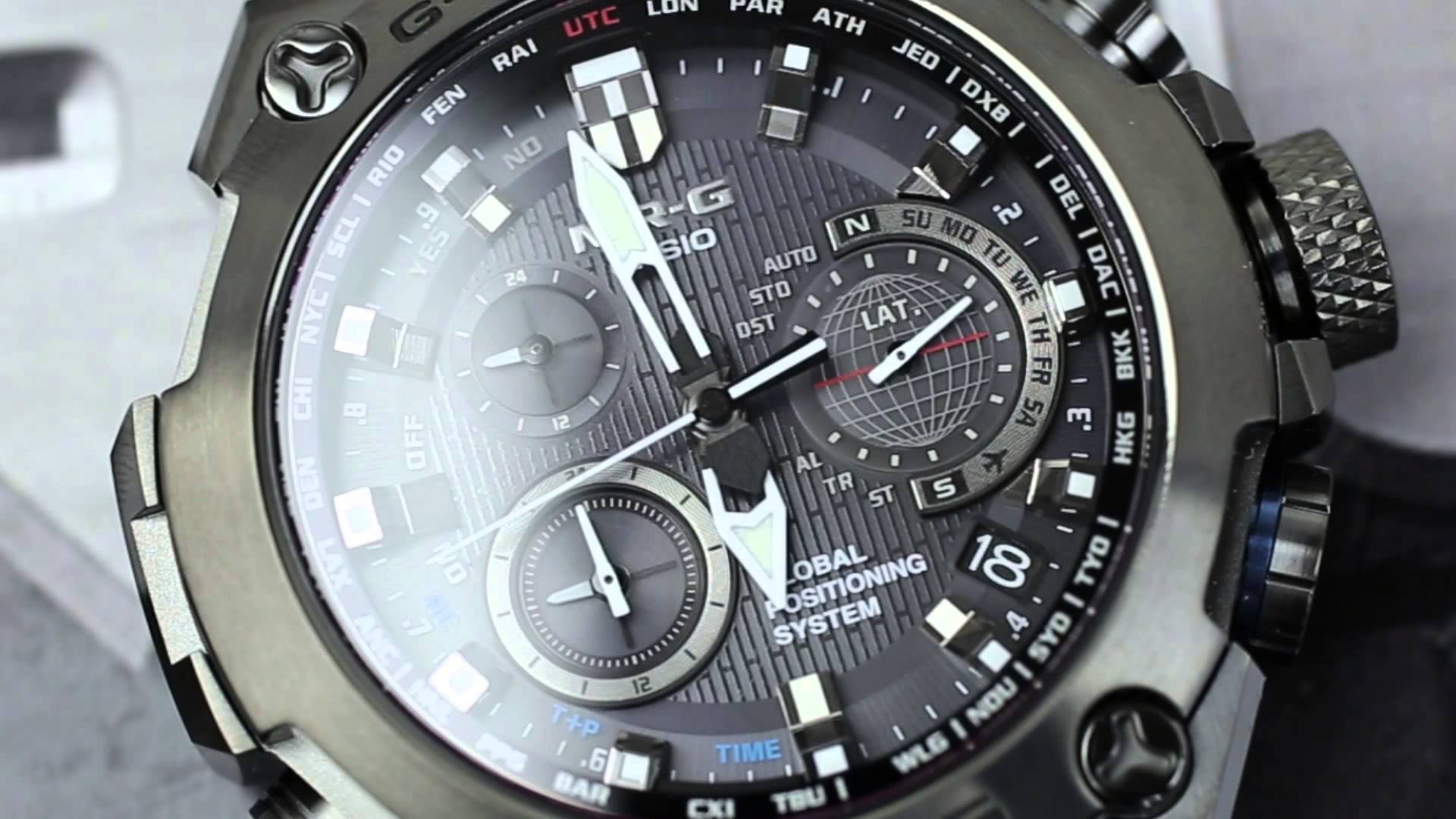 [Video] G-Shock MRGG1000B-1A Absolute Toughness