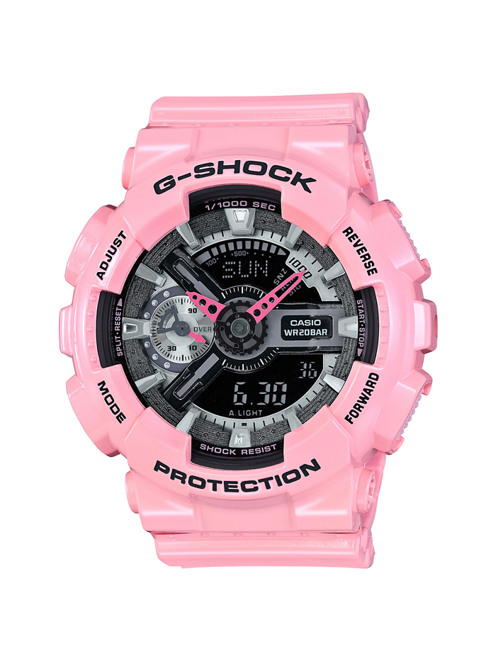 [Official] G-SHOCK Women's Line S Series Pink Collection