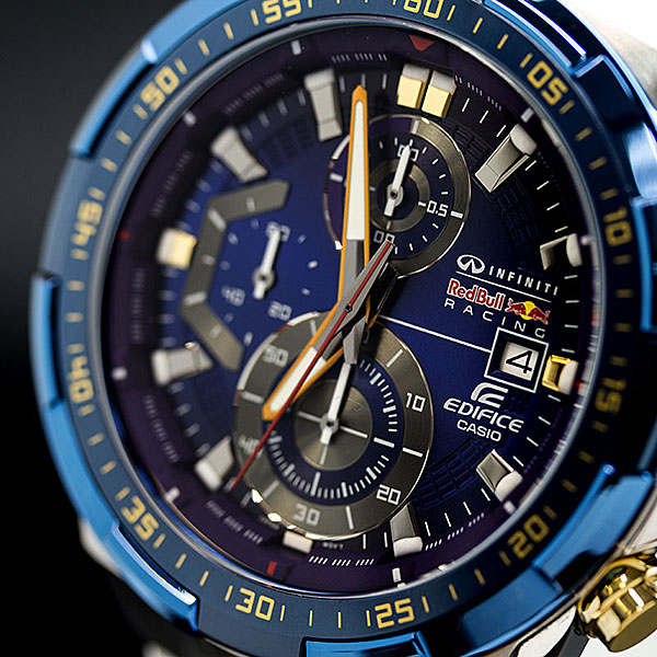 [Live Photos] Edifice Infiniti Red Bull Racing EFR-539RB-2A