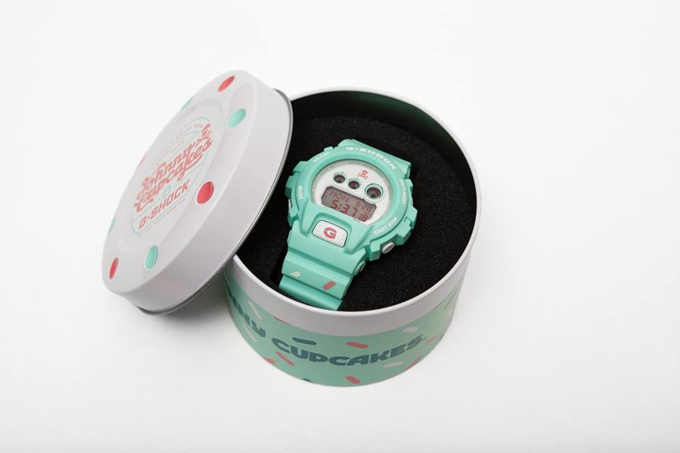 [Video] G-Shock x Johnny Cupcakes Collab Promotion
