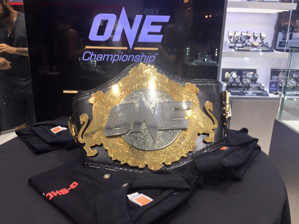 [Live Photos] Meet & Greet with ONE Championship superstars at G-Factory