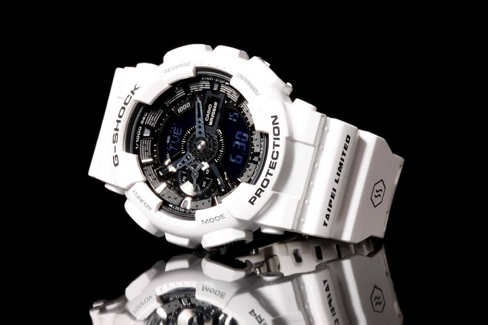 [Live Photos] G-Shock GA-110GT2-7A by G-SHOCK STORE in TAIPEI