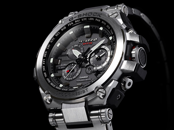 [Promo] G-Shock MTGS1000D-1A Featuring