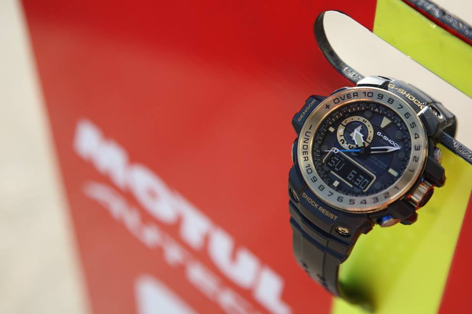 [Live Photos] G-shock SUPER GT Round 7 with GWN-1000GB-1A