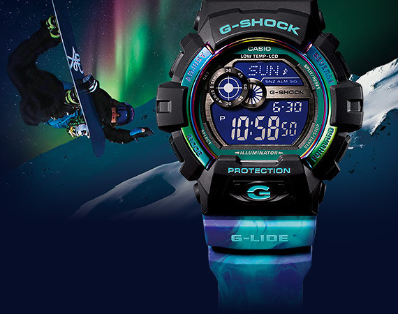 [Video] Louie Vito Presents G-Shock G-LIDE GLS-8900AR