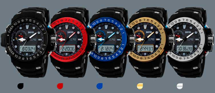 how to set a fake g shock watch
