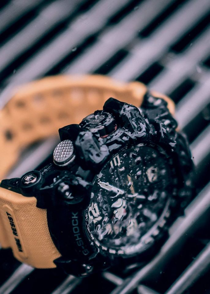 [Promo] G-Shock GST-S110-1A & GWG-1000-1A9 Photo Review