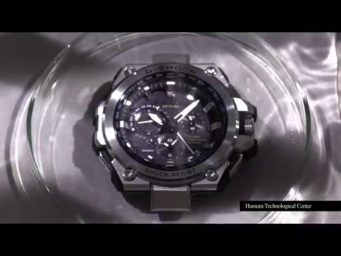 [Video] G-Shock MTG-G1000 SOPHISTICATED TOUGHNESS