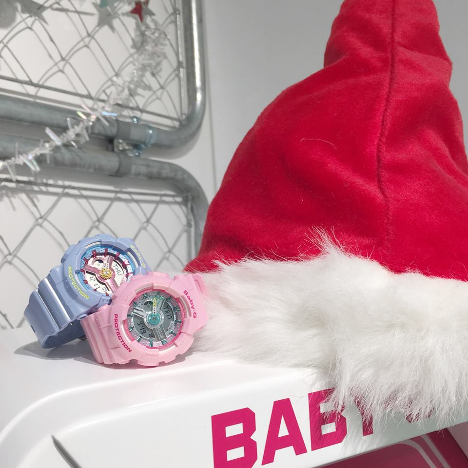 MERRY CHRISTMAS FROM BABY-G HARAJUKU POP-UP STORE-2