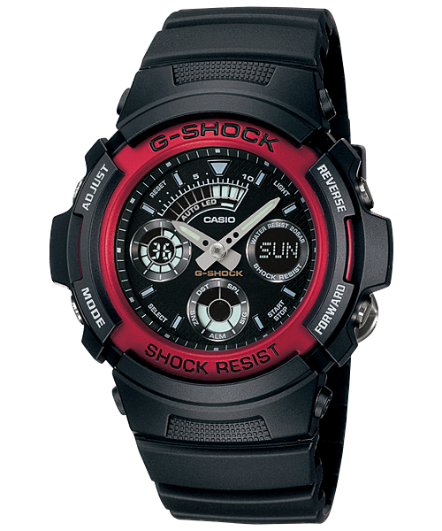 how to set time on g shock 4778