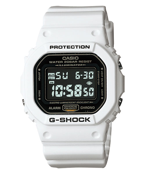 how to set time on g shock digital 3230