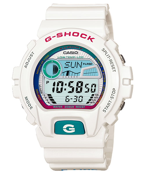 G-Shock GLX-6900 User Manual | 5 pages | Also for: 3194, G ...