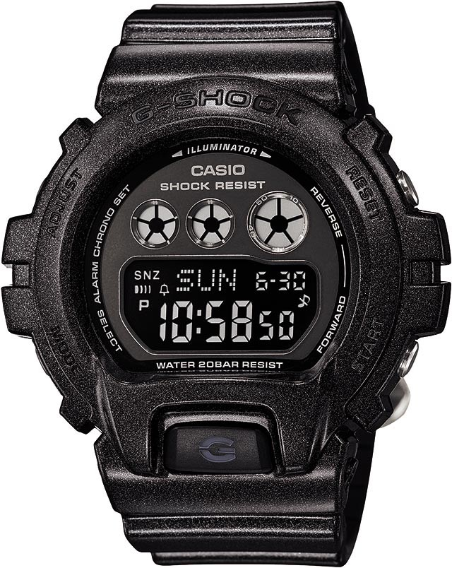 How to set time on G-Shock GMD-S6900 / Casio 3436