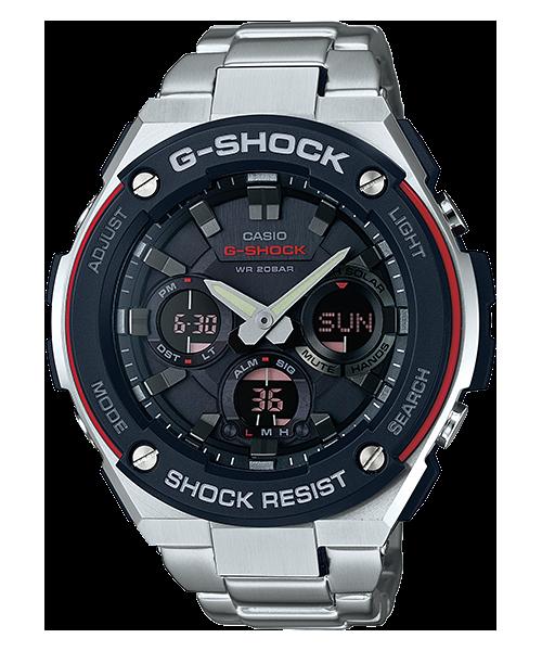 G-Shock GST-S100 User Manual / Casio Module 5445
