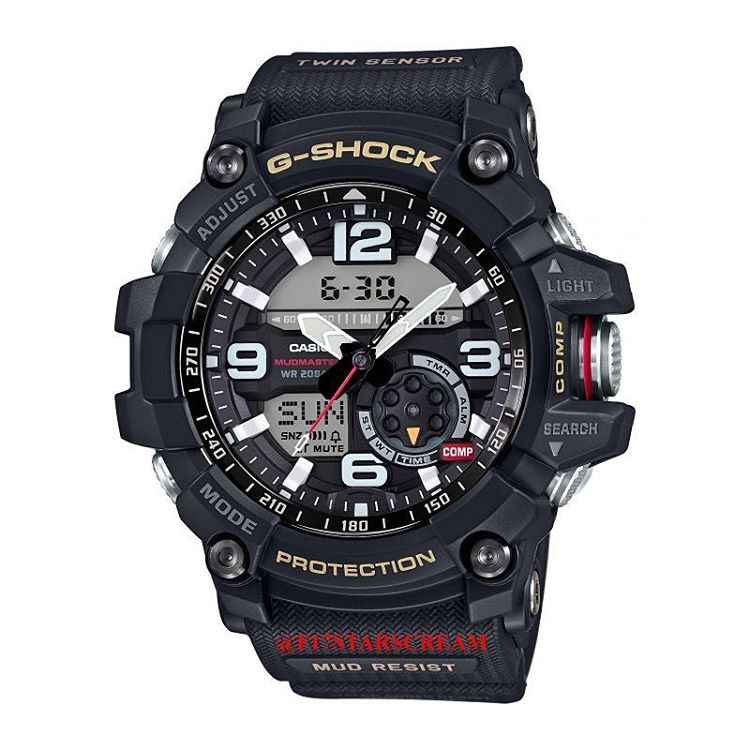 How to set time on G-Shock GG-1000 / Casio 5476