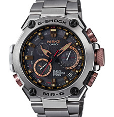 How to set time on G-Shock MRG-G1000 / Casio 5411