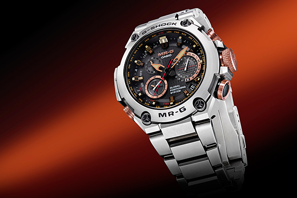 "[Official] New G-Shock MRG-G1000DC with ""Akagane"" Ion Plating"