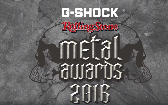 [Video] Be a Part of G-Shock Rolling Stone Metal Awards 2016