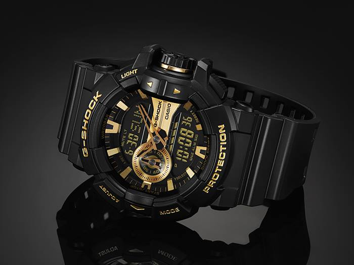 [Live Photos] New Addition 2016 to the G-Shock GA-400 Series
