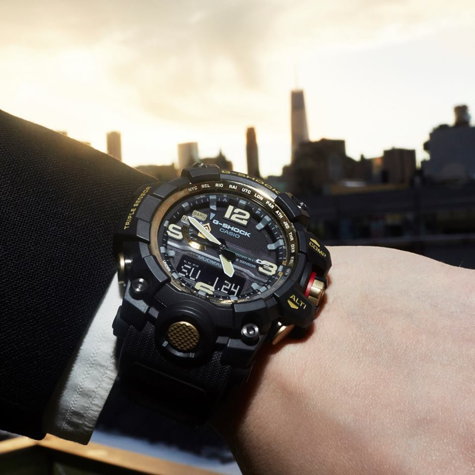 [Live Photos] Rock G-Shock Project – GWG-1000