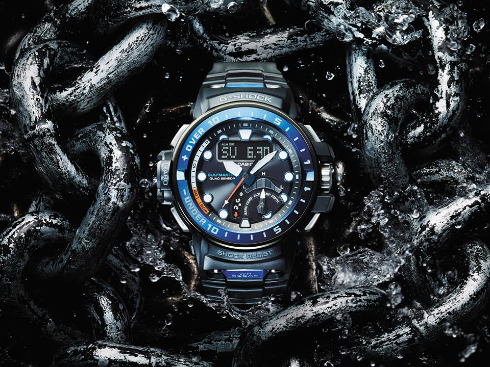 [Live Photos] 5 Great New G-SHOCKs of Baselworld 2016