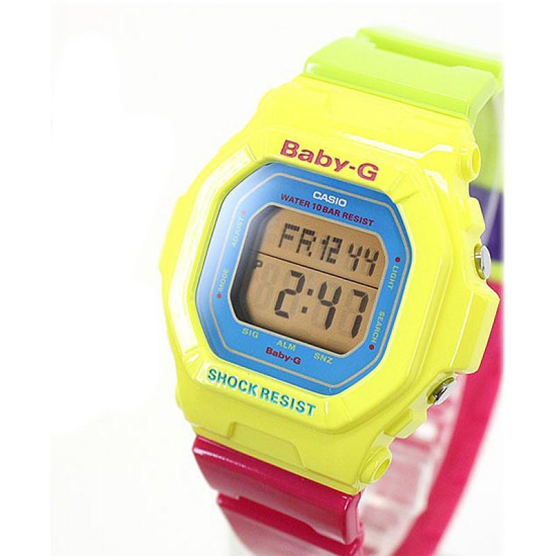 Baby-G BG-5607-9ER Crazy Color-1